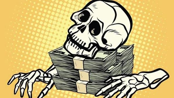 Как за неделю потерять 120 миллиардов наших с Вами денег