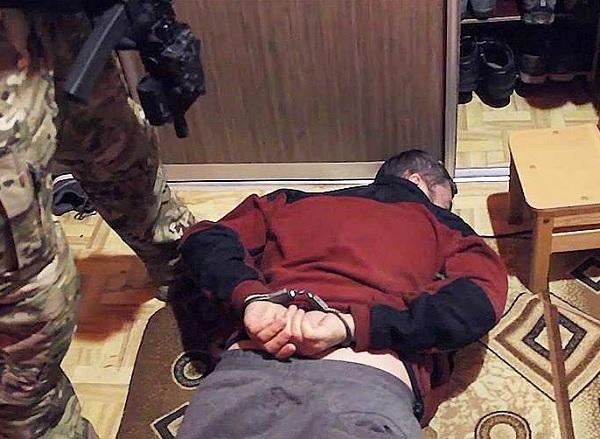 В России задержали террористов, готовивших свержение действующей власти
