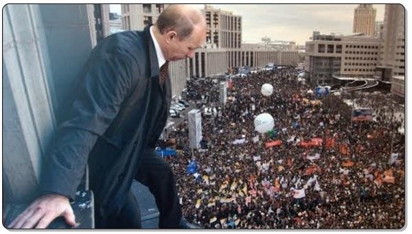 Кто готовит свержение Путина?