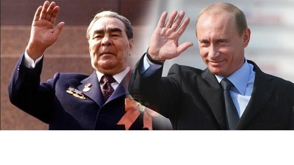 Старость – не радость. И для вождей тоже. И для Брежнева с Путиным