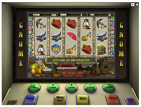 Что такое игровые автоматы в казино?