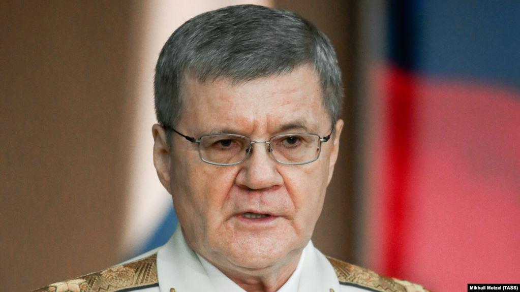Юрий Чайка покинул пост генпрокурора. Его сменит Игорь Краснов