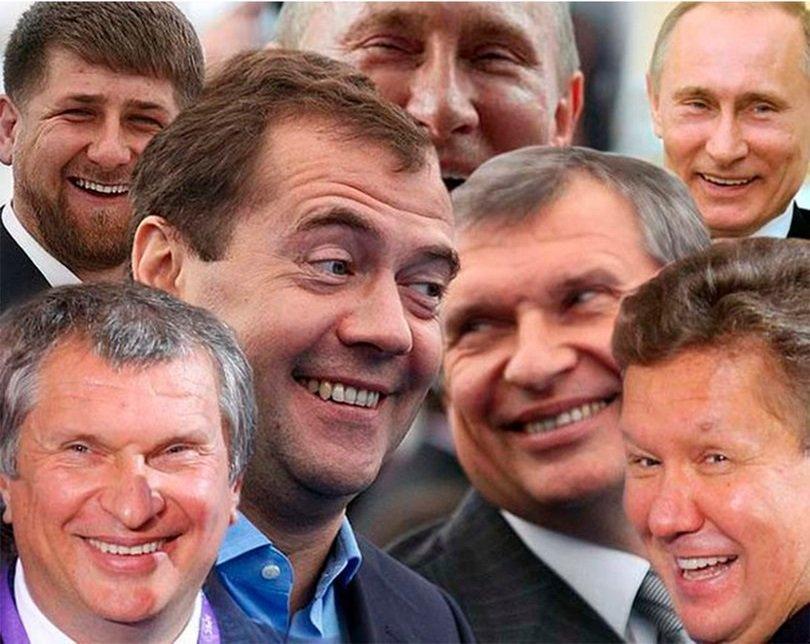 Путин, похоже, сделал свой выбор в пользу чиновников; народу остается сокращаться…