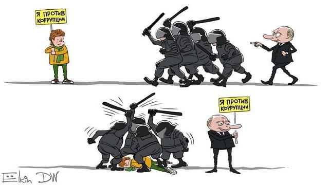 Национальные особенности борьбы с коррупцией при Путине