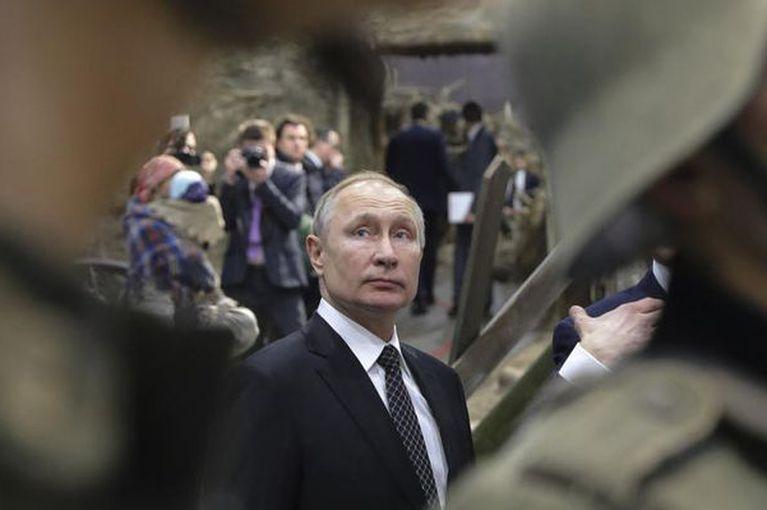 Бессрочный Путин