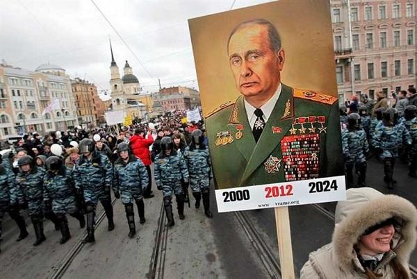 «Сэр Антонио, как это по-русски?» – «Путин – навсегда!»