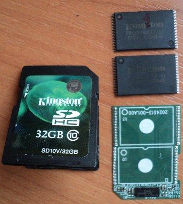 Alt восстановление данных с SD карты памяти