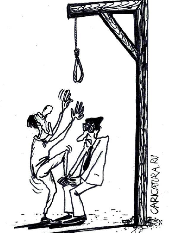 22 апреля народ сам принесет веревку, на которой его будут вешать?