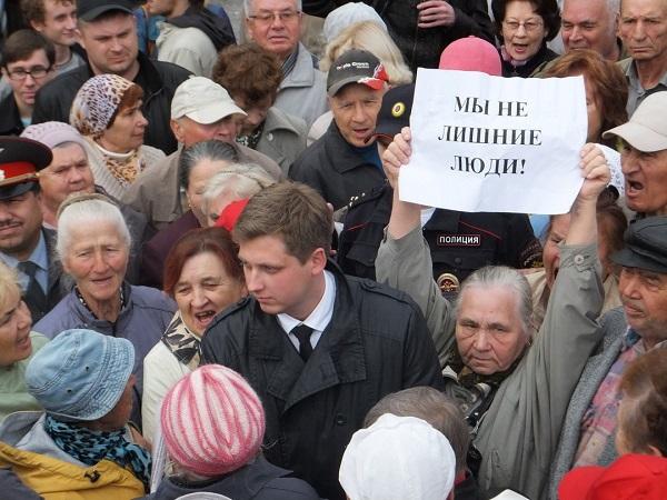 Эль Мюрид. Народ России – это лишние люди. Зачем же на них тратиться?