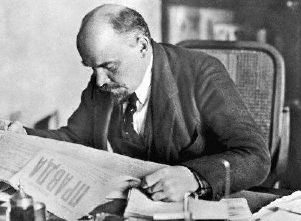 Ленин как самый оригинальный творец в людской истории