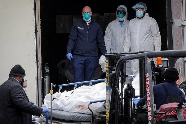 У нас мор: Русский врач, работающий в Нью-Йорке, рассказал о ситуации с коронавирусом
