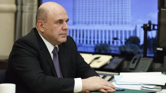 У премьер-министра России Михаила Мишустина нашли коронавирус