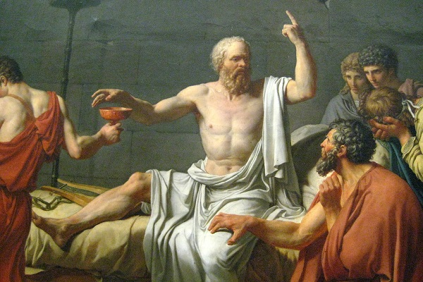 Обед в Пританее. За что в демократических Афинах был казнен Сократ?