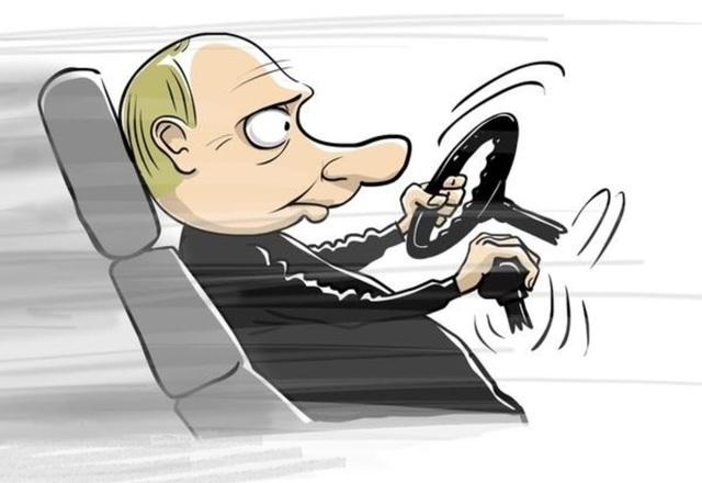 2 ошибки Путина… Да хоть 132. Народ не выдаст, свинья Запада не съест