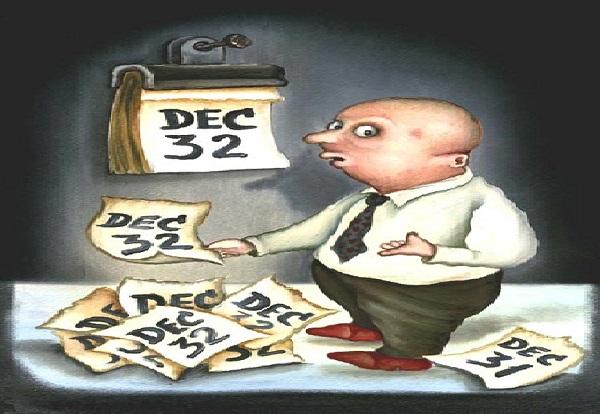 Про черный день календаря. Новости и анекдоты недели