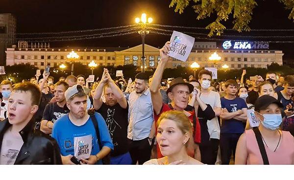 Соловьев назвал хабаровчан «пьяной поганью», Кремль отмалчивается...