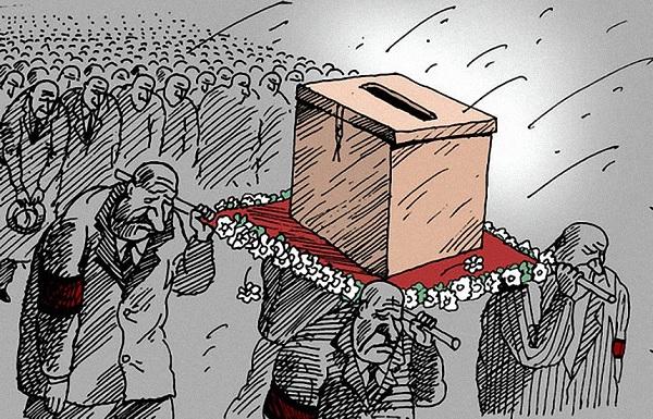 Многодневное голосование, утвержденное Думой – конец выборам в РФ