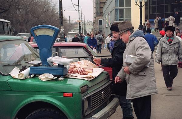 Россия возвращается в «лихие 1990-е»?