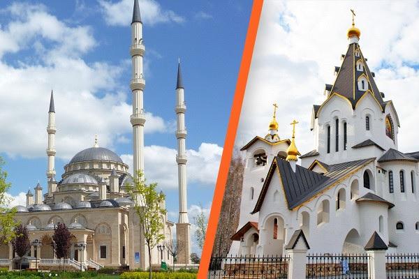 Если не будут строить церкви, значит, появятся мечети?