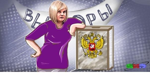 Почему глава ЦИК Памфмлова удалила из соцсетей опрос ее же ведомства?