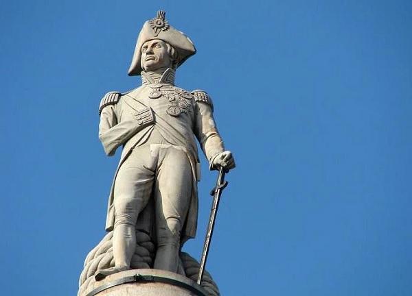 Как адмирал Нельсон опозорил честь Британского флота