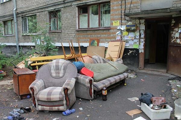 Россиян предупредили о риске выселения из квартир за долги по ЖКУ...
