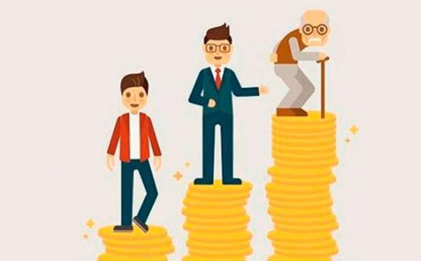 Народ в России обяжут перейти на добровольное накопление пенсий