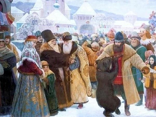 От кого опричники очищали Русь