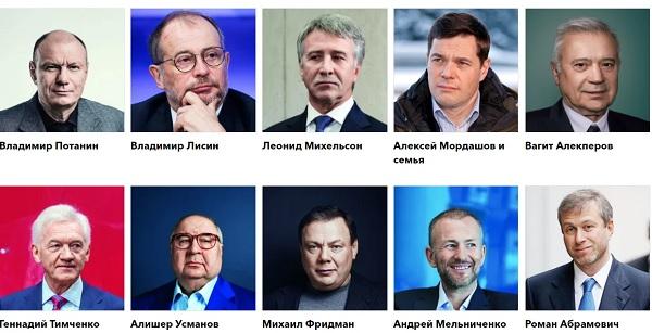 Сколько денег у миллиардеров России на каждого гражданина РФ?