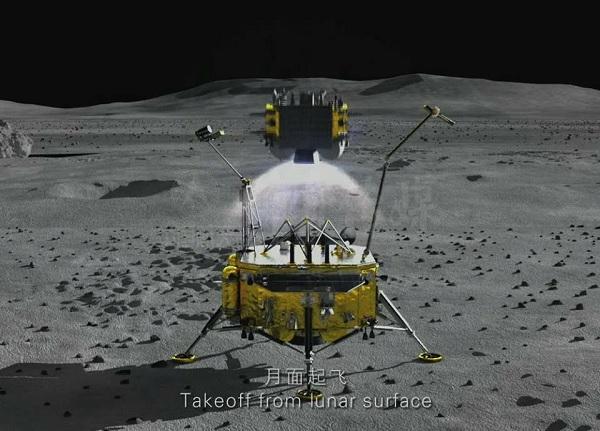 Успехи Чанъэ-5. Китайцы не верят,что Американцы были на Луне.