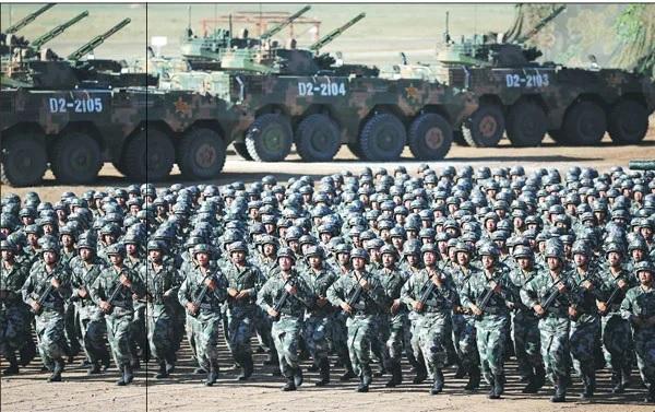 3 страны, с которыми Китай может начать войну в ближайшее время