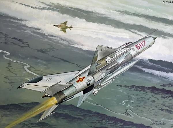 Как советские МиГ-21 уничтожали «Фантомы» в небе Вьетнама