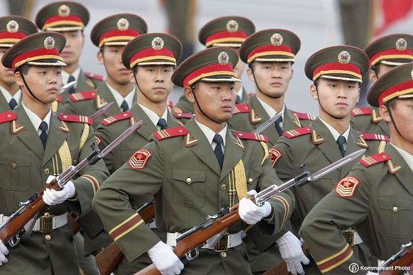 Китайская армия.мифы и реальность