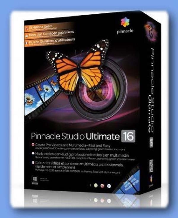 Обзор программы для создания видео Pinnaсle Studio 16