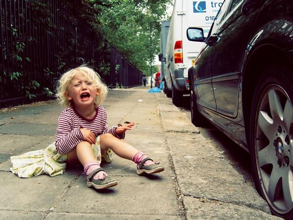 Что делать если пропал ребенок