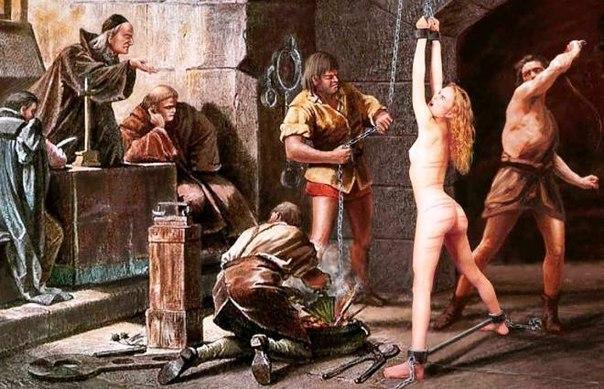 Как в разных странах карали женщин за измену мужу