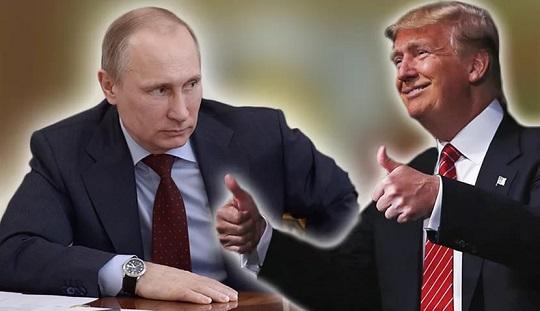 Трамп про Путина — крепкий орешек