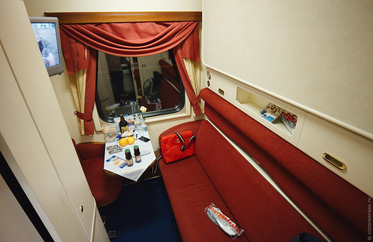 фото фирменный поезд москва ростов купе люкс комсомолки проверил, много