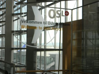 WELCOME TO OSLO!!!!!!!!!