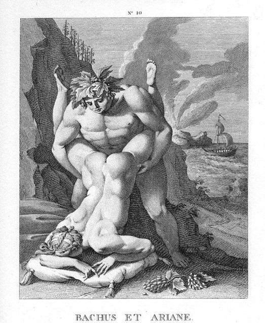 Порно нимфа и сатир