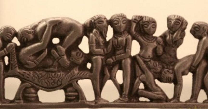 Порно древних народов