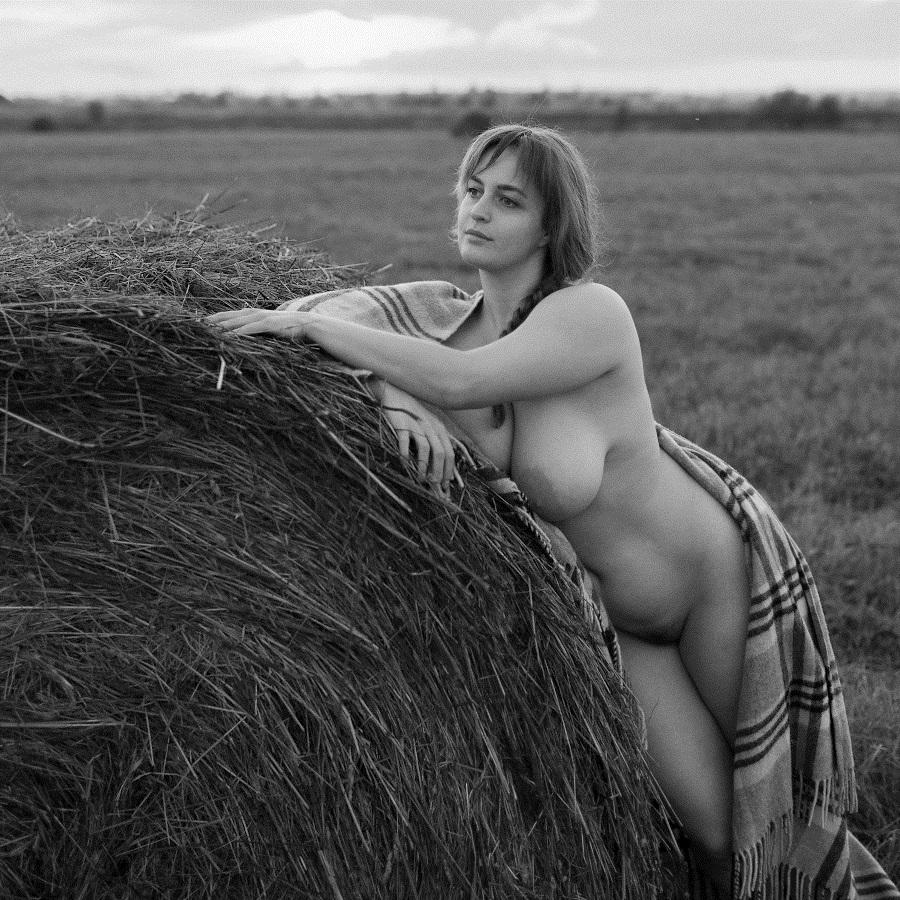 фотосессия голой русской женщины - 1