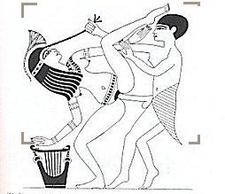 Секс и брак в Древнем Египте (18+) .