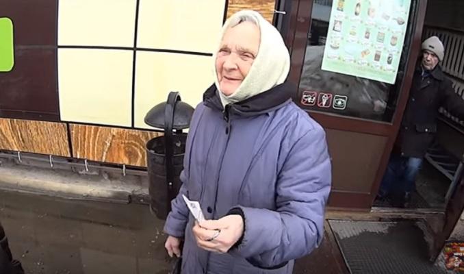 Что бы сделала Бабушка если бы у неё были лишние 500 рублей
