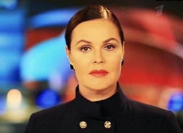 Екатерина Андреева заявила, что не смотрит телевизор