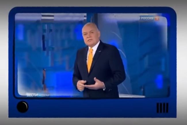 Голодная Россия: хроники геноцида. Вести БЕЗ Киселева.