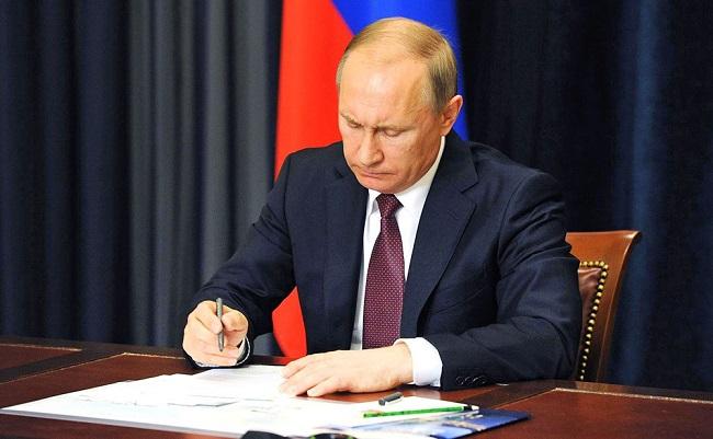 Путин подписал закон -- убийцу свободы собраний