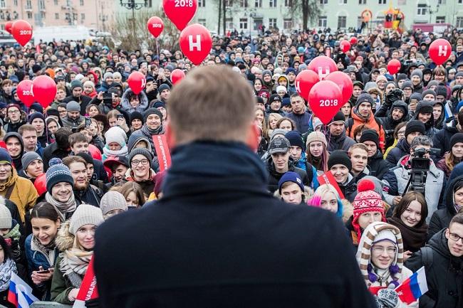 Путин подписал закон - убийцу свободы собраний