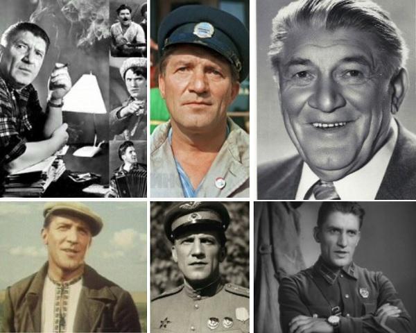 Николай Крючков советский актер театра и кино