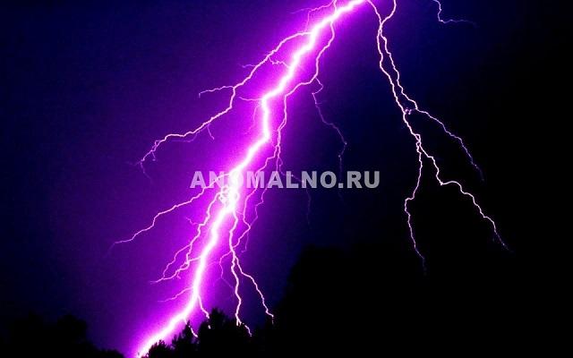 Молния создает антиматерию